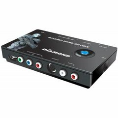 DIAMOND USB 2.0 GC1000 HD 1080 Game Console Video Capture Device - Functions: Video Capturing, Video Editing, Video Recording - USB - NTSC, PAL
