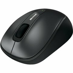 Microsoft Wireless Mouse 2000 - BlueTrack - Wireless - Radio Frequency - USB 2.0 - 1000 dpi - Tilt Wheel - 3 Button(s) - Symmetrical