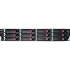 HP P4500 G2 28.8TB SAS Multi-site SAN Solution (BQ889B) - 1 x Intel Xeon E5620 - 28.80 TB - iSCSI, Type A USB, Serial, HD-15 VGA, RJ-45 Network