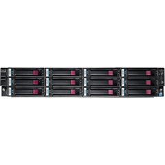 HP LeftHand P4500 G2 Network Storage Server - 1 x Intel Xeon E5620 - 120 TB - iSCSI, Type A USB, Serial, HD-15 VGA, RJ-45 Network