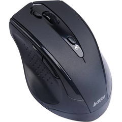 Azend Pinpoint Optic Wireless Multi Mode Mouse USB (Blk) - Optical - Wireless - Radio Frequency - Black - USB - 2000 dpi - Scroll Wheel - 7 Button(s) - Right-ha