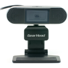 Gear Head Webcam - USB 2.0 - 4 Megapixel Interpolated - 1280 x 800 Video - Widescreen - Microphone