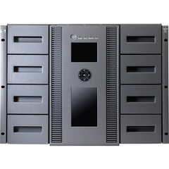 HP MSL8096 4 LTO-5 Ultrium 3280 Fibre Channel Tape Library (BL534B) - 144 TB (Native) / 288 TB (Compressed) - Fibre Channel