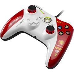 Thrustmaster GPX LightBack Ferrari F1 Edition - Cable - Headphone - PC, Xbox 360