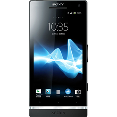 Sony Mobile Xperia SL Smartphone - Wi-Fi - 3G - Bar - Black - SIM-free - Android 4.0 Ice Cream Sandwich - 4.3