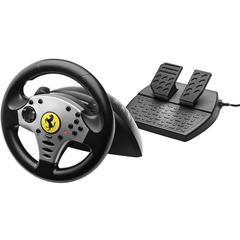 Thrustmaster Ferrari Challenge Racing Wheel PC PS3 - PlayStation 3, PC
