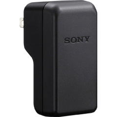 Sony USB Charger - 5 V DC - 1.50 A For Digital Camera, Camcorder, Digital Voice Recorder, iPhone, iPod, Smartphone, Walkman