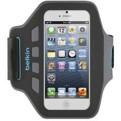 Belkin Ease-Fit Carrying Case (Armband) for iPhone - Reflection - Plastic