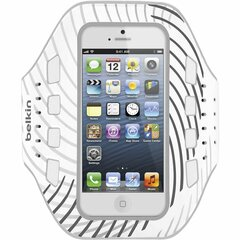 Belkin Pro-Fit Carrying Case (Armband) for iPhone - White