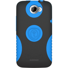 Trident Aegis Case for HTC One X/Edge - Smartphone - Silicone, Polycarbonate, Plastic