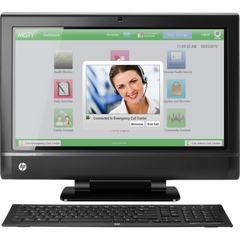 "Discount Electronics On Sale HP TouchSmart 9300 Elite XZ994UTR All-in-One Computer - Refurbished - Intel Core i5 i5-2400 3.1GHz - Desktop - 23"" Touchscreen Full HD Display - 4 GB RAM - 500 GB HDD - DVD-Writer LightScribe - Intel HD 2000 Graphics - Wi-Fi - Bluetooth - Webcam - Genuine"