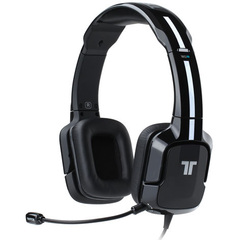 Tritton Kunai Stereo Headset - Stereo - Black - Wired - 16 Ohm - 25 Hz - 20 kHz - Over-the-head - Binaural - Ear-cup