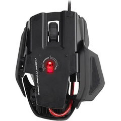 Cyborg R.A.T. 3 Gaming Mouse - Optical - Cable - Black - USB 2.0 - 3500 dpi - Scroll Wheel - 5 Button(s) - Right-handed Only