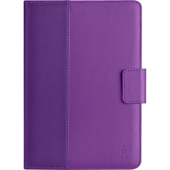 Belkin Classic Tab Carrying Case (Cover) for iPad mini - Purple Lightning