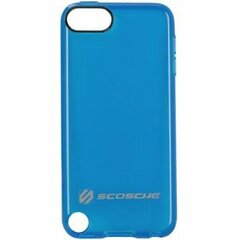 Scosche glosSEE t5 - Flexible Rubber Case for iPod touch 5th generation (Blue) - iPod - Blue - Glossy - Rubber, Thermoplastic Polyurethane (TPU)