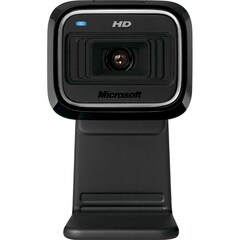 Microsoft LifeCam HD-5000 Webcam - USB 2.0 - 1280 x 720 Video - CMOS Sensor - Auto-focus - Widescreen - Microphone