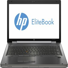 HP EliteBook 8770w D2S80US 17.3