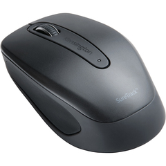 Kensington SureTrack Mouse - Optical - Wireless - Bluetooth - Black - Scroll Wheel - 3 Button(s) - Symmetrical