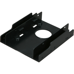 Rosewill RX-C200P Drive Mount Kit for Solid State Drive, Hard Disk Drive - Plastic - Black