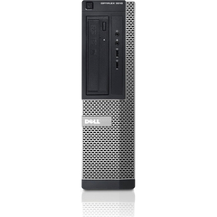 Dell OptiPlex Desktop Computer - Intel Core i3 i3-3220 3.30 GHz - Desktop - 2 GB RAM - 250 GB HDD - DVD-Writer - Genuine Windows 7 Professional - HDMI