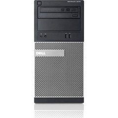 Dell OptiPlex Desktop Computer - Intel Core i3 i3-3220 3.30 GHz - Mini-tower - 2 GB RAM - 250 GB HDD - DVD-Writer - Genuine Windows 7 Professional - HDMI