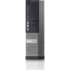 Dell OptiPlex Desktop Computer - Intel Core i3 i3-3220 3.30 GHz - Small Form Factor - 4 GB RAM - 500 GB HDD - DVD-Writer - Genuine Windows 7 Professional - HDMI