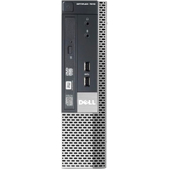 Dell OptiPlex Desktop Computer - Intel Core i3 i3-3220 3.30 GHz - Ultra Small - 2 GB RAM - 320 GB HDD - DVD-Writer - Genuine Windows 7 Professional - DisplayPor