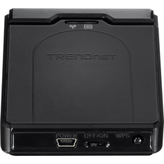 TRENDnet TEW-716BRG Wireless Router - IEEE 802.11n - ISM Band - 150 Mbps Wireless Speed - USB Desktop