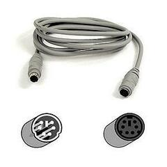 Belkin Mouse / Keyboard Extension Cable - mini-DIN (PS/2) Male - mini-DIN (PS/2) Female - 3.05m