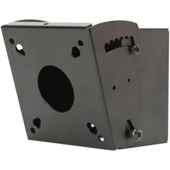Peerless Solid-Point PLCM-2 Flat Panel Straight Column Mount Kit without Extention Column - Steel - 102 kg