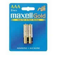 Maxell LR20 BP D-Size Battery Pack - Alkaline - 1.5V DC