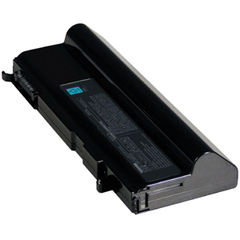 Toshiba High Capacity Lithium Ion Notebook Battery - Lithium Ion (Li-Ion)