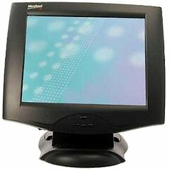 3M MicroTouch M150 Touch Screen Monitor - 15