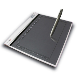 VisTablet 12x10-inch Professional Graphics Tablet