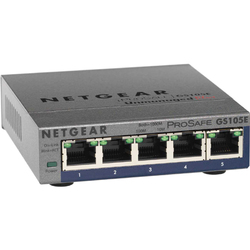 Netgear ProSafe Plus GS105E Gigabit Ethernet Switch