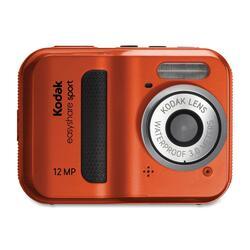 Kodak EasyShare C123 12MP Red Digital Camera