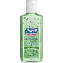 Gojo Purell Instant Hand Sanitizer with Aloe