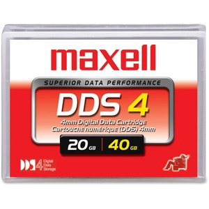 Maxell HS-4/150s DAT DDS-4 Data Cartridge MAX200028