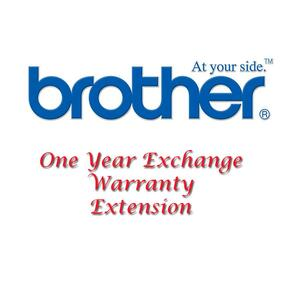 Brother Exchange Service - 1 Year BRTE1141