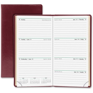 Day-Timer Slim Weekly Planner DTM13553