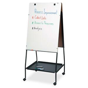 Balt Double-Sided Melamine Easel BLT33250