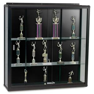 Balt Wall Mount Display Case BLT90W8514