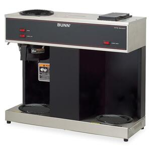 BUNN Pour-O-Matic Brewer - Stainless Steel BUNVPS
