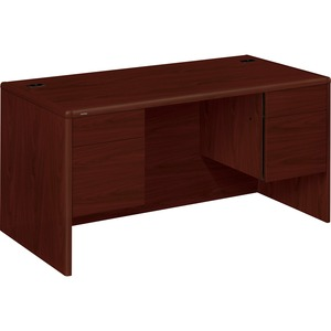 HON 10700 Series Double Pedestal Desk HON10771NN