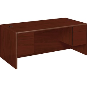 HON 10700 Series Double Pedestal Desk HON10791NN