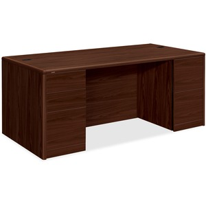 HON 10700 Series Double Pedestal Desk HON10799NN