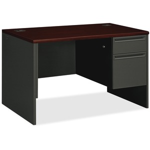 HON 38000 Series Pedestal Desk HON38251NS