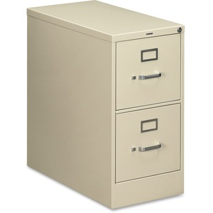HON 210 Series Locking Vertical Filing Cabinet HON212PL