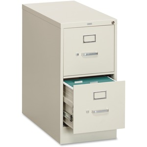 HON 310 Series Vertical File With Lock HON312PL