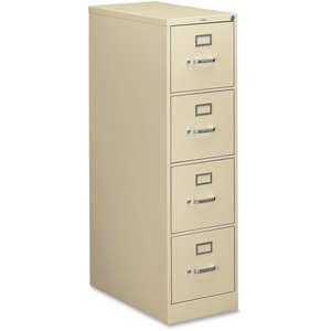 HON 310 Series Vertical File With Lock HON314PL